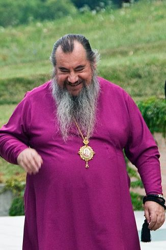 l'Arcivescovo Zosima di Elista e Kalmykija