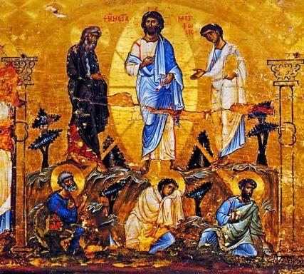 Trasfigurazione, monastero di Santa Caterina del Sinai - XII sec.