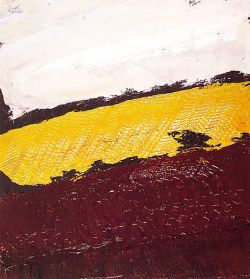 Huile sur panneau, 1995