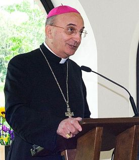 + Gabriele Mana, Vescovo di Biella