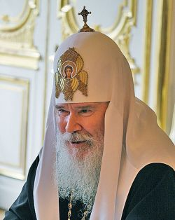 Alexis II, Patriarch of Moscow and All Russia