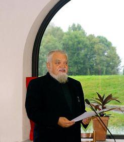 Enzo Bianchi, priore di Bose