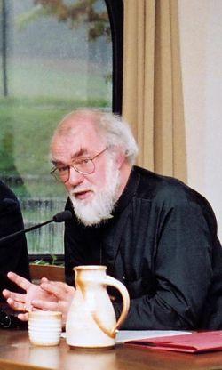l'archevêque de Canterbury Rowan Williams à Bose