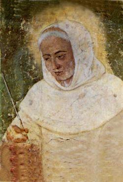 BEATO ANGELICO, ritratto, fine del XVI sec., Fiesole
