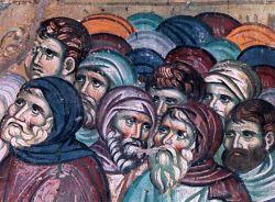 Fresque, Protathon - Mont Athos