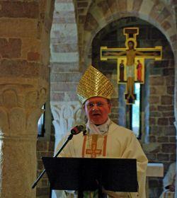 mons. Domenico Sorrentino, vescovo di Assisi-Nocera Umbra-Gualdo Tadino