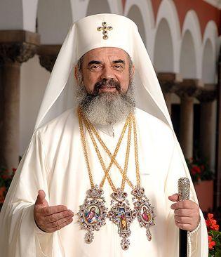 + Daniel, Patriarca della Chiesa Ortodossa Romena