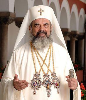 + Daniel, Patriarca della Chiesa ortodossa Rumena