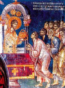 Nicola Cabasilas e la divina liturgia