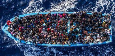 Barca di migranti