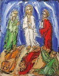 Lire la suite: Trasfiguration du Seigneur