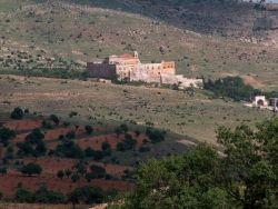 Monastero siriaco sul monte Izla