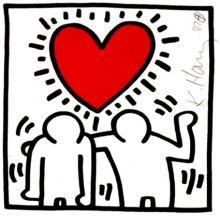Keith Haring, Love