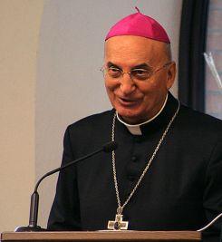 Mons. Gabriele Mana, Vescovo di Biella