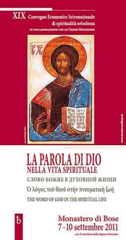 XIX Convegno Ecumenico di Spiritualità Ortodossa