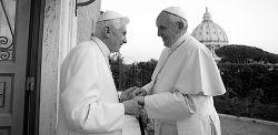 Benedetto XVI e Francesco