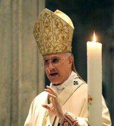 Cardinale TARCISIO BERTONE, Segretario di Stato di Sua Santità