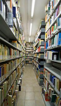 la biblioteca di Bose