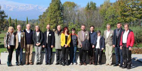 I partecipanti al convegno