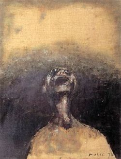 Acrilico su tela, 1974  cm 65x50  - Galleria d'arte Contini