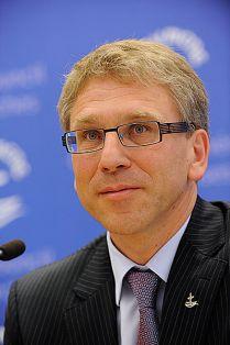 Rev. Dr. Olav Fytske Tveit, segretario generale del WCC