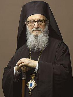 Demetrios, + arcivescovo d'America