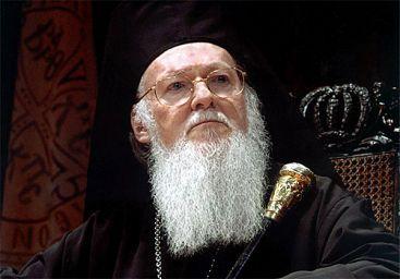 Bartolomeo I, patriarca di Costantinopoli