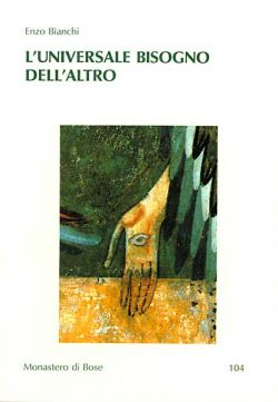 Edizioni Qiqajon ,2001  pp.20 - € 3,00
