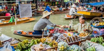 Mercato thailandese