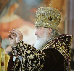 + Cyrille, Patriarche de Moscou et de toute la Russie