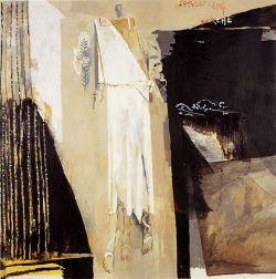 Olio su tela, cm 200x200, collezione privata, 1998