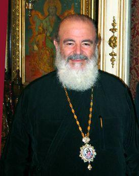 Christodoulos, Arcivescovo di Atene e di tutta la Grecia