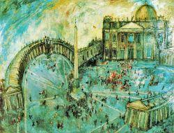 1948, Olio su tela cm 101 x 131 Collezione Vaticana d'arte moderna