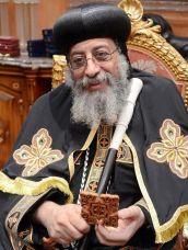 Tawadros II Papa di Alessandria e Patriarca della Sede di san Marco
