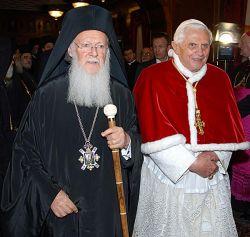 Costantinopoli, 30 novembre 2006