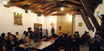 La sala del camino - foto di Giulia Breschi
