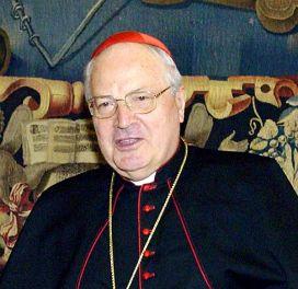 Il Cardinale Angelo Sodano, Decano del Collegio Cardinalizio