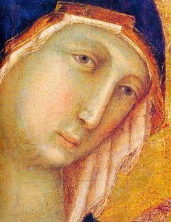 Tempera su tavola lignea - Maestà - Siena