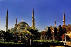 Istanbul, agosto 2002