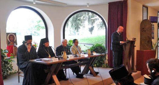 Sabino Chialà legge le conclusioni del Convegno Misericordia e Perdono