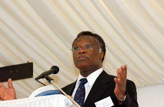 Pastore Samuel Kobia, Segretario generale del Consiglio ecumenico delle Chiese