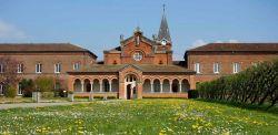 monastero trappista di Notre-Dame-des-Dombes in Francia