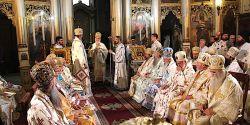 Liturgia di consacrazione del nuovo vescovo