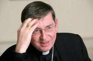 il Cardinale Kurt Koch, Presidente del Pontificio Consiglio per la promozione dell'unità dei cristiani