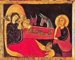 Romanico catalano - Frontale dell'altare della chiesa di santa Maria d'Avià
