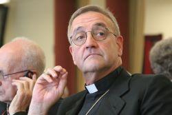 Mgr Antonio Mennini, Nonce apostolique du Saitn-Siège aquprès de la Fédération russe