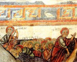 sec. XI   -  Aosta, Collegiata s.Orso
