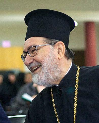 Il Metropolita di Italia e Malta del Patriarcato Ecumenico Gennadios