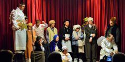la compagnia teatrale La Stella dell'Associazione Piccolo Carro