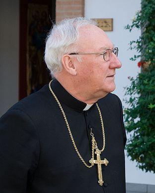 + Brian Farrel, Segretario del Pontificio Consiglio per la promozione dell'unità dei cristiani